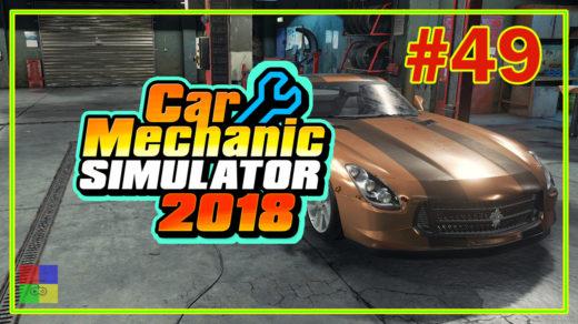 Car-mechanic-simulator-2018-прохождение-49-Сюжетный-авто-7
