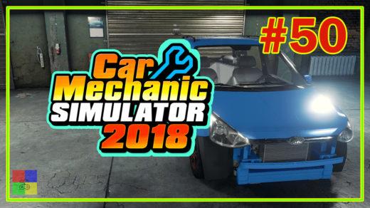Car-mechanic-simulator-2018-прохождение-50-26-уровень