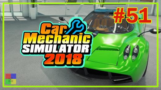 Car-mechanic-simulator-2018-прохождение-51-Автосалон-Pagani