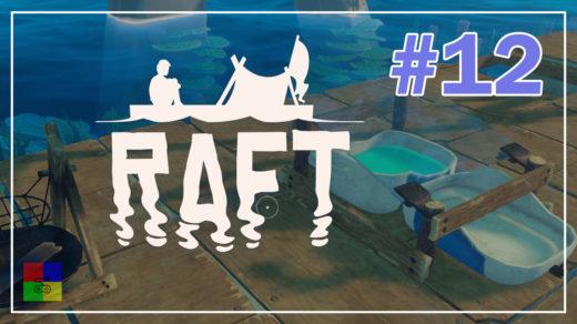 Raft-прохождение-12-Опреснитель