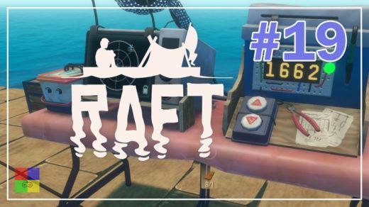 Raft-прохождение-19-Координаты