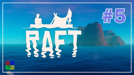 Raft-прохождение-5-Мимо-островов