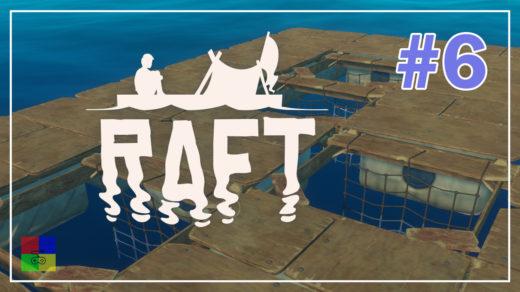 Raft-прохождение-6-Чистим-океан