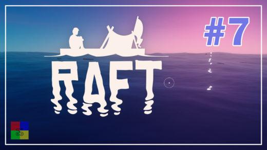 Raft-прохождение-7-Кирпич