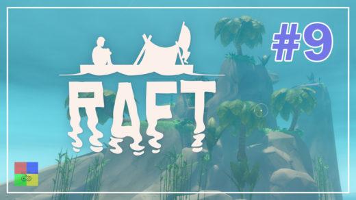 Raft-прохождение-9-Кормим-акулу