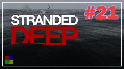 Standed-deep-прохождение-21-Летучий-голандец