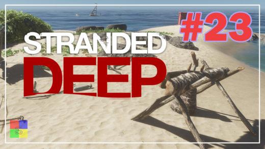Standed-deep-прохождение-23-Добываем-доски.-Охотимся