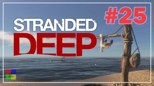 Standed-deep-прохождение-25-Ловим-птиц