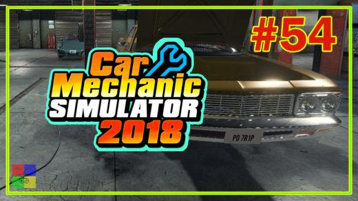 Car-mechanic-simulator-2018-прохождение-54-28-уровень