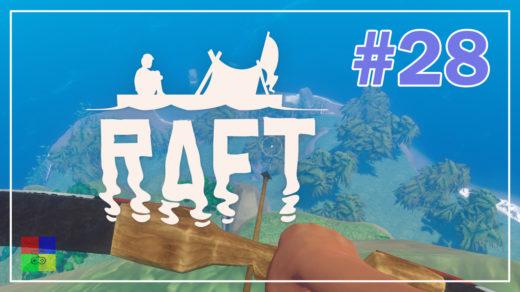 Raft-прохождение-28-Приключения-на-острове
