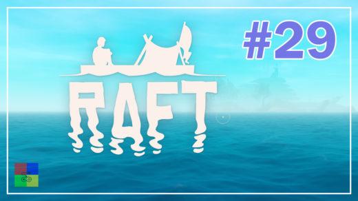 Raft-прохождение-29-Снова-на-яхту