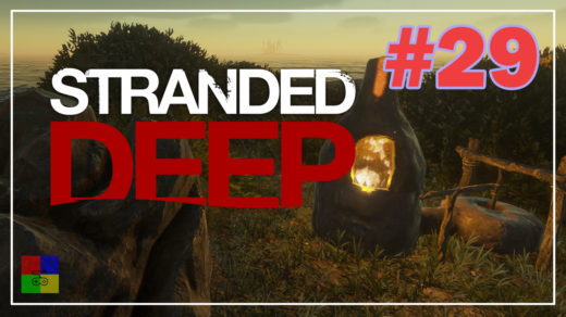 Standed-deep-прохождение-29-Печь