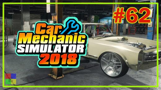 Car-mechanic-simulator-2018-прохождение-62-Mercedes-Benz-Pogoda