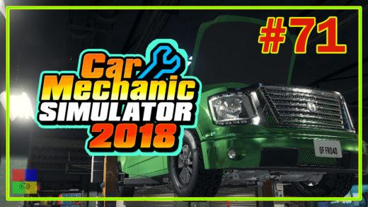 Car-mechanic-simulator-2018-прохождение-71-CASTOR-EARTHQUAKE