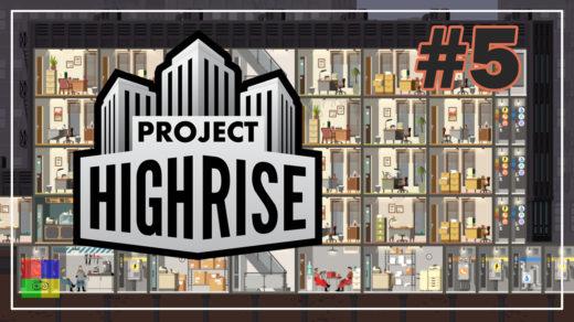 Project-Highrise-прохождение-5-Башня-Око