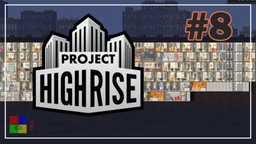 Project-Highrise-прохождение-8-расшираем-4-этаж