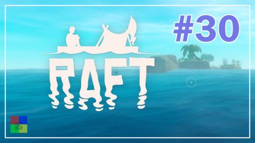 Raft-прохождение-30-Нечто