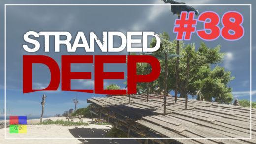 Standed-deep-прохождение-38-Готовый-плот-2.0
