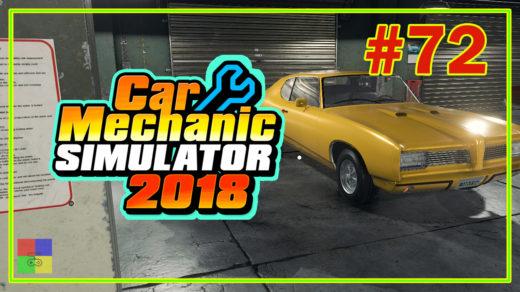 Car-mechanic-simulator-2018-прохождение-72-33-уровень