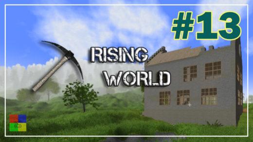 Rising-World-прохождение-13-Крыша