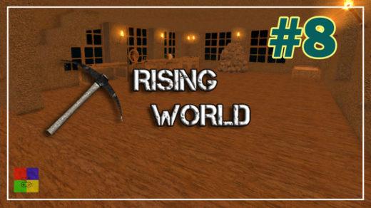 Rising-World-прохождение-8-Переезжаем