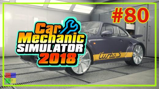 Car-mechanic-simulator-2018-прохождение-80-porsche-911-turbo-s-964