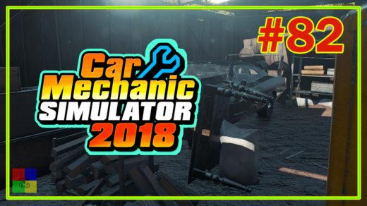 Car-mechanic-simulator-2018-прохождение-82-Сарайный-день