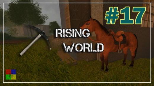 Rising-World-прохождение-17-Седло