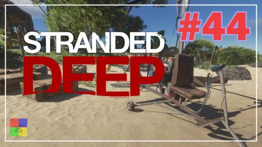 Standed-deep-прохождение-44-Механизация