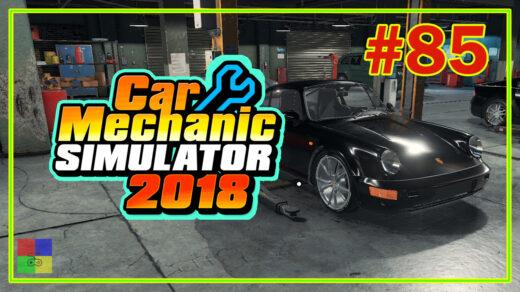 Car-mechanic-simulator-2018-прохождение-85-мастер-порше