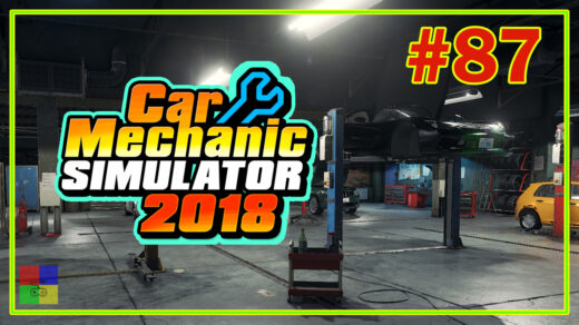 Car-mechanic-simulator-2018-прохождение-87-40-уровень