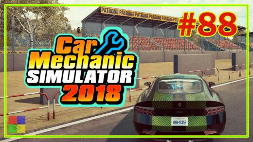 Car-mechanic-simulator-2018-прохождение-88-Гонщик