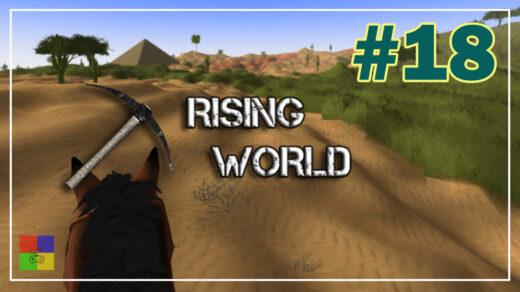 Rising-World-прохождение-18-Песок