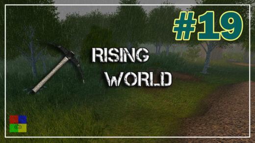 Rising-World-прохождение-19-Угробили-коня