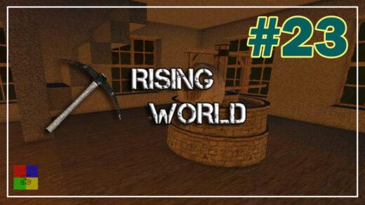 Rising-World-прохождение-23-Дробилка