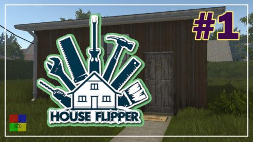 house-flipper-прохождение-1-Первые-заказы.