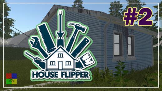 house-flipper-прохождение-2-Новый-офис