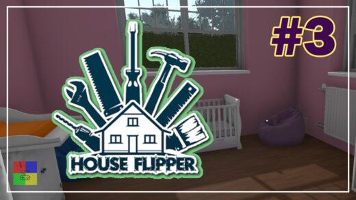 house-flipper-прохождение-3-Детская