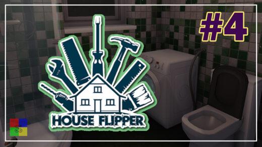 house-flipper-прохождение-4-Ремонт-в-офисе