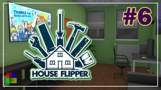 house-flipper-прохождение-6-Гозонокосильщик