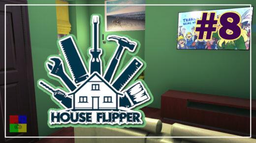 house-flipper-прохождение-8-обновили-старый-офис