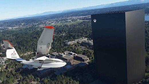 Игрок-Microsoft-Flight-Simulator-добавляет-высокий-Xbox-Series-X-в-Редмонд-Вашингтон-Microsoft-Flight-Simulator-Xbox-Series-X