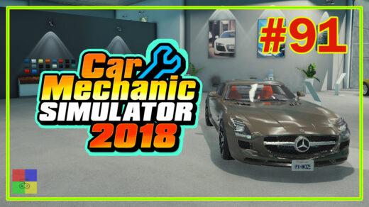 Car-mechanic-simulator-2018-прохождение-91-50-уровень