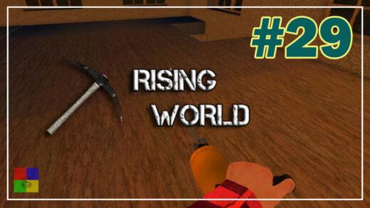 Rising-World-прохождение-29-бур