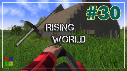 Rising-World-прохождение-30-Бензопила