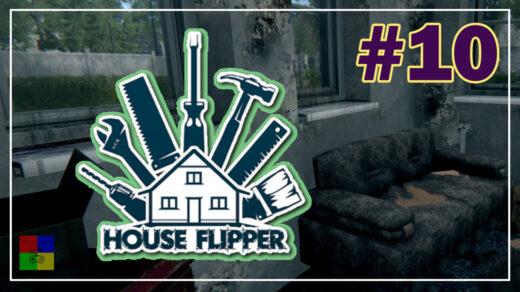 house-flipper-прохождение-10-Сгоревший-дом