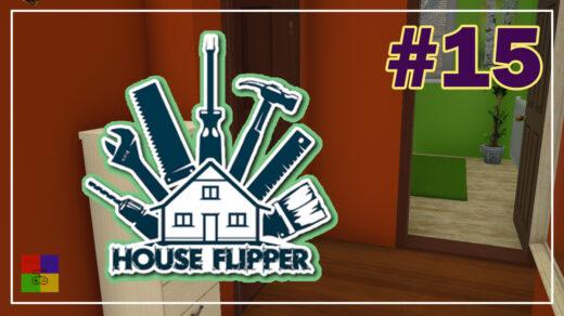 house-flipper-прохождение-15-Кислотный-дом
