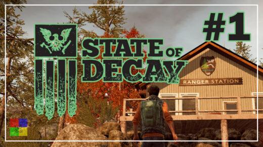state-of-decay-прохождение-1-Дом-лесника