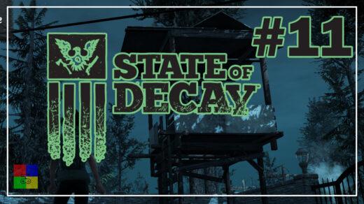 state-of-decay-прохождение-11-Новая-вышка