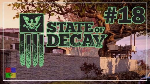 state-of-decay-прохождение-18-Домик-на-дереве